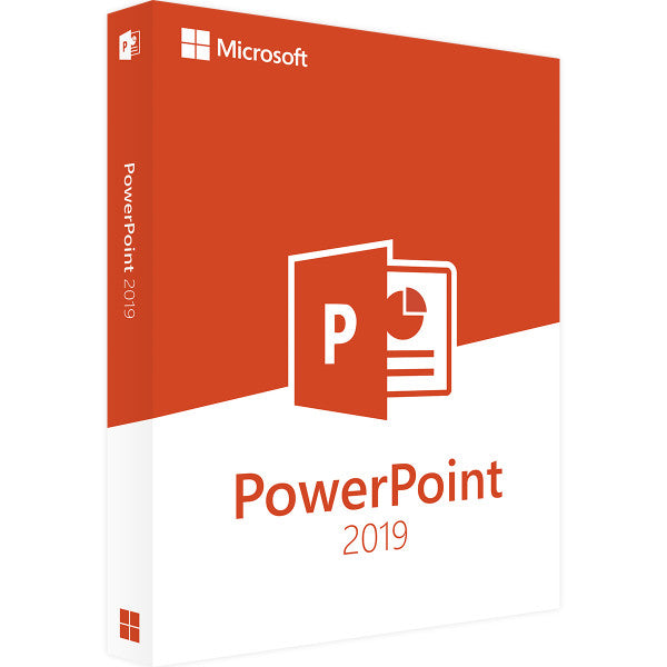 MICROSOFT POWERPOINT 2019 - 1PC - Product Key - Sofort Download