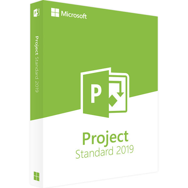 PROJECT 2019 STANDARD - 1PC - Product Key - Sofort Download
