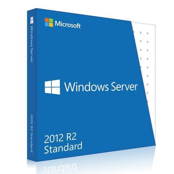 WINDOWS SERVER 2012 R2 STANDARD - 1PC - Product Key - Sofort Download