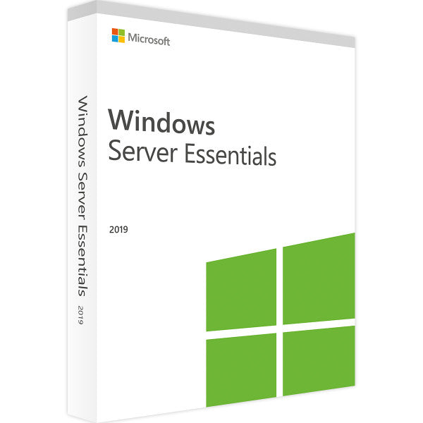 WINDOWS SERVER 2019 ESSENTIALS - 1PC - Product Key - Sofort Download