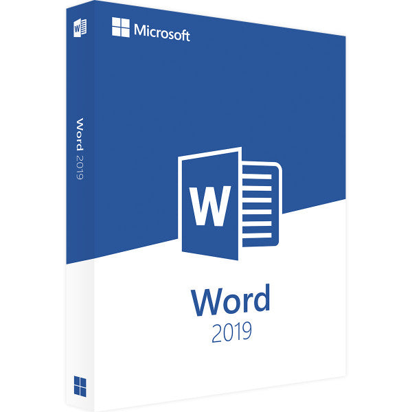 MICROSOFT WORD 2019 - 1PC - Product Key - Sofort Download