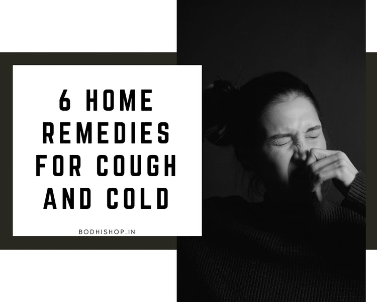 6 Natural Home Remedies for Cough and Cold