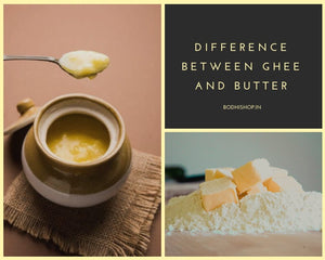 What's the difference between ghee and butter?