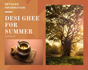 Can you eat ghee in summer?