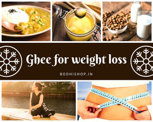 Benefits of ghee for weight loss and belly fat loss
