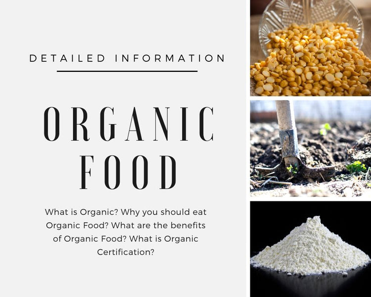 Organic Food - Detailed information