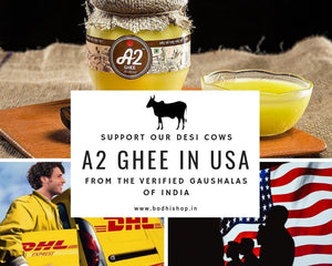 A2 Ghee in USA