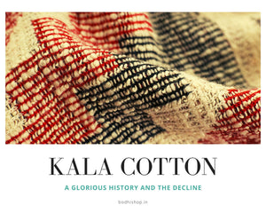 Kala Cotton and it's history
