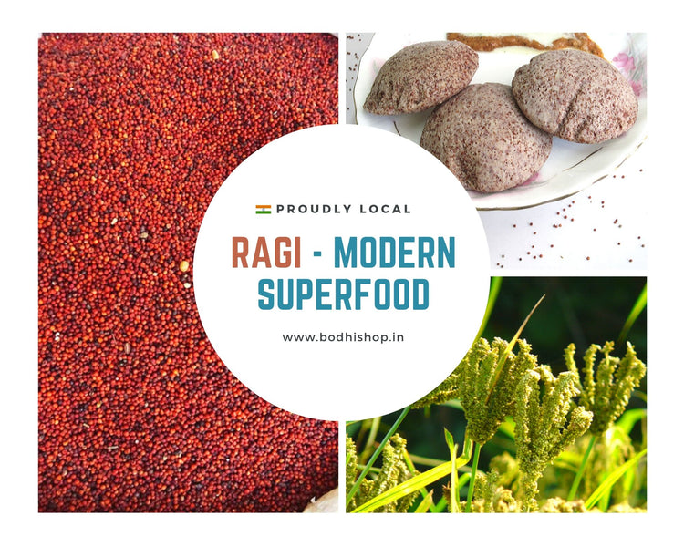 6 Health Benefits of Ragi: A Modern Superfood