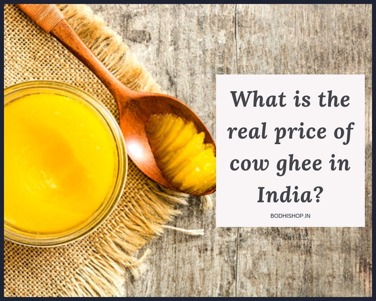 Gir Cow Ghee Price in India