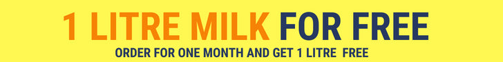 Gir Cow A2 milk supplier in Mumbai for Free home delivery.