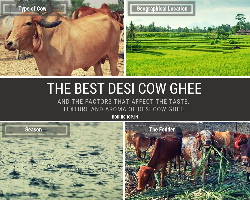 The Best Desi Cow Ghee