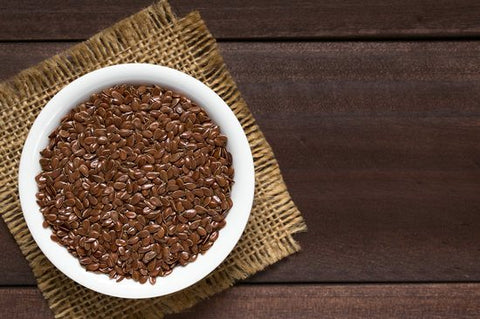 Flaxseeds to treat the Cough and Cold