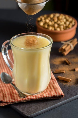 Turmeric Milk for Cough and Cold