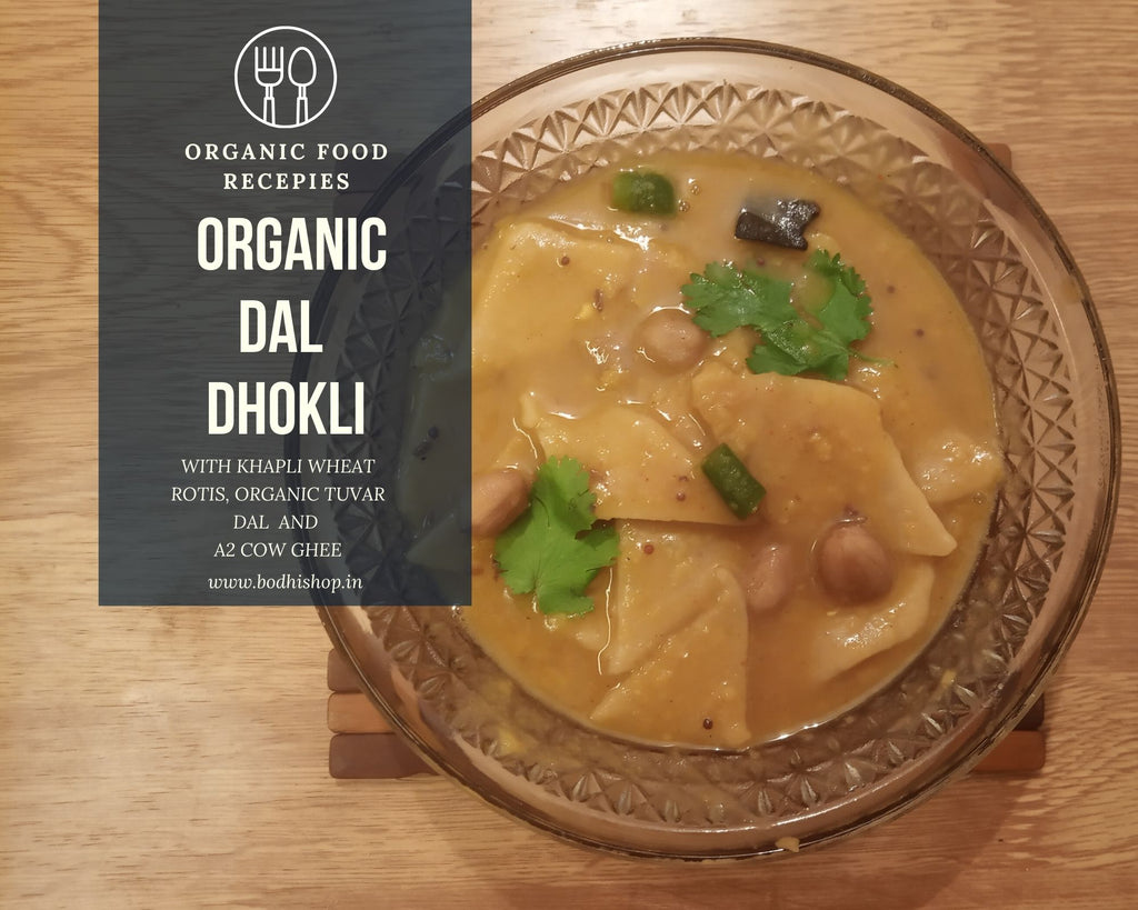 Authentic Gujrathi Dal Dhokli