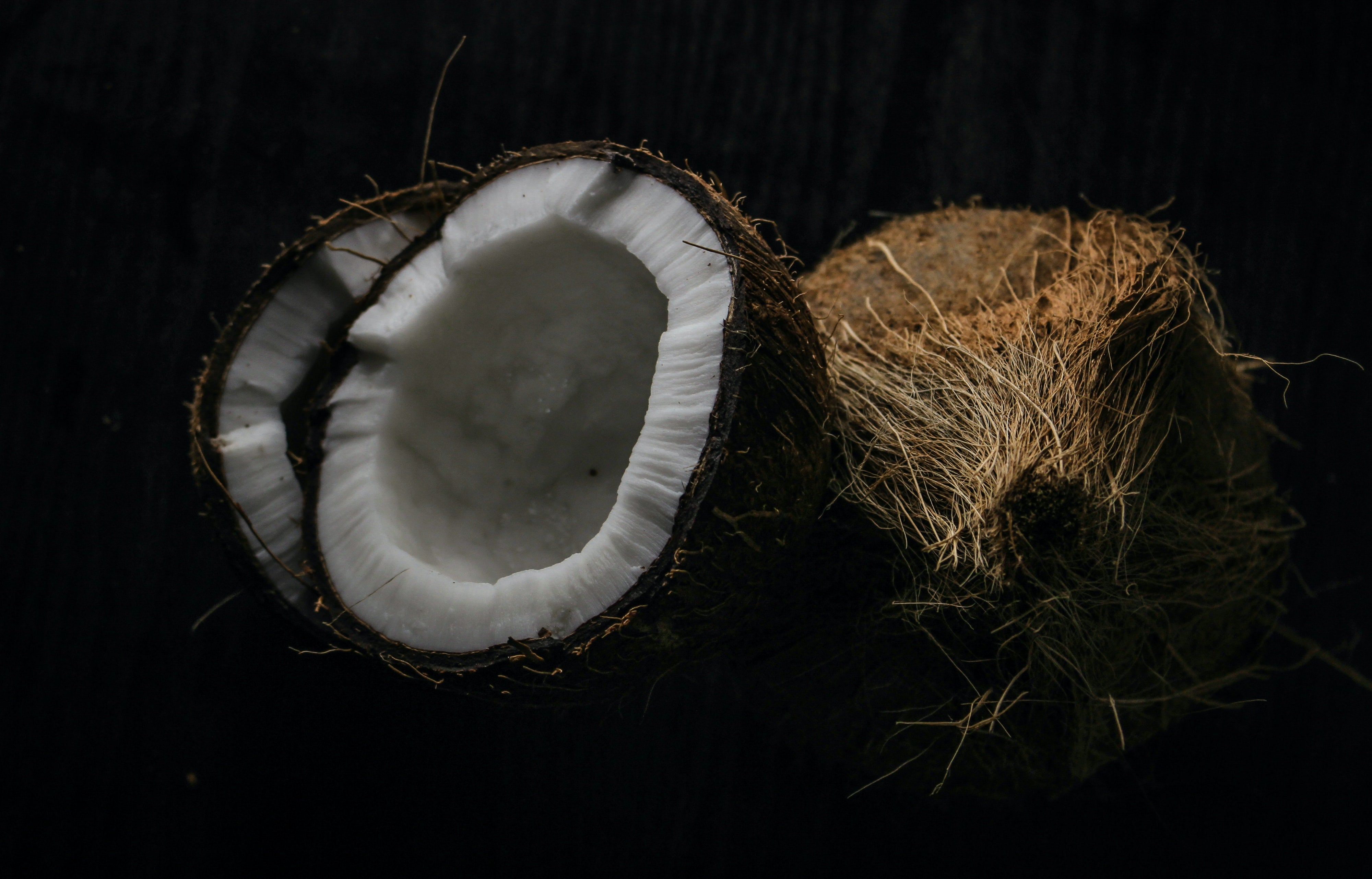 Health benefits of cold pressed coconut oil