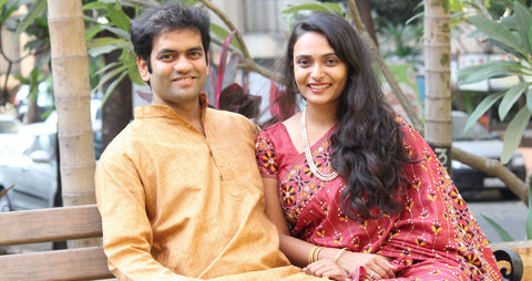 Bodhishop Founders : This Husband-Wife duo is on a mission to bring back the desi cow in Indian lifestyle