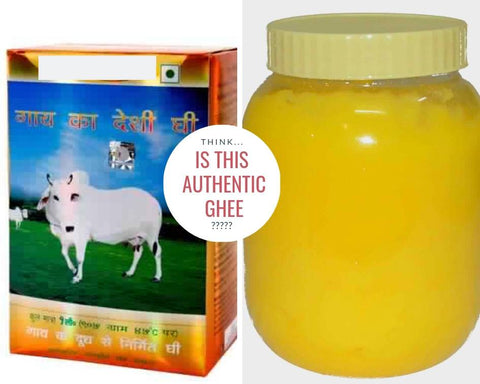 Is this genuine ghee?