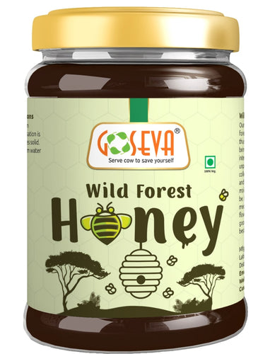 Goseva Wildforest Honey