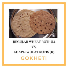 Load image into Gallery viewer, Buy organic khapli wheat atta online