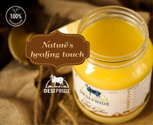 Desi Pride Ghee - 1000 ml made from Gir Cow A2 Milk using Ayurvedic Process