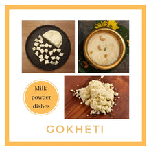 Load image into Gallery viewer, Gokheti Gir Cow A2 Milk Powder - Full Cream