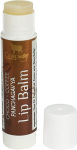 Cowpathy Lip Balm - Choco Coffee