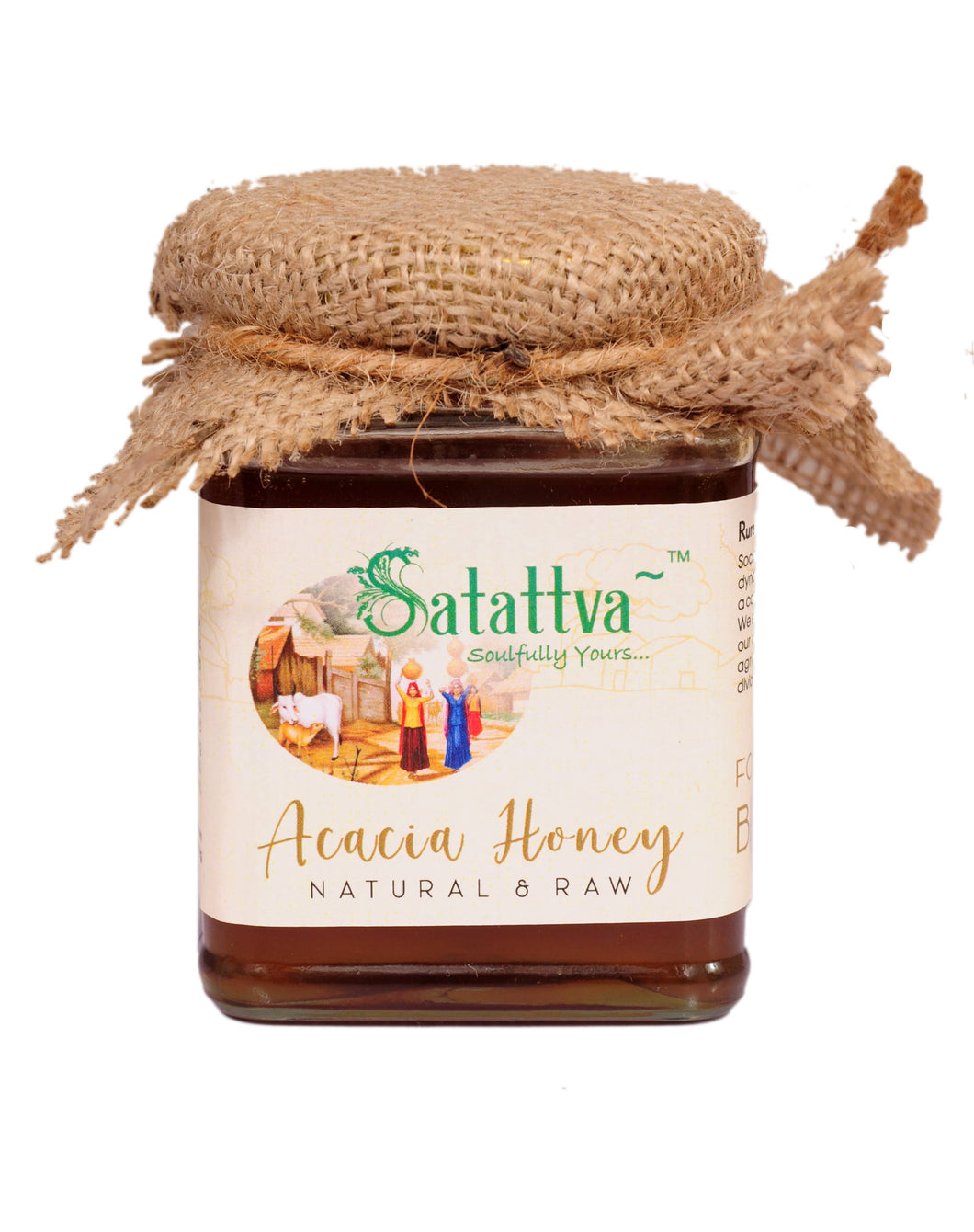 Satattva Acacia Honey