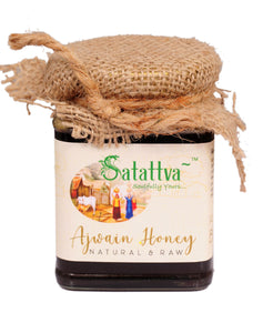Satattva Ajwain Honey