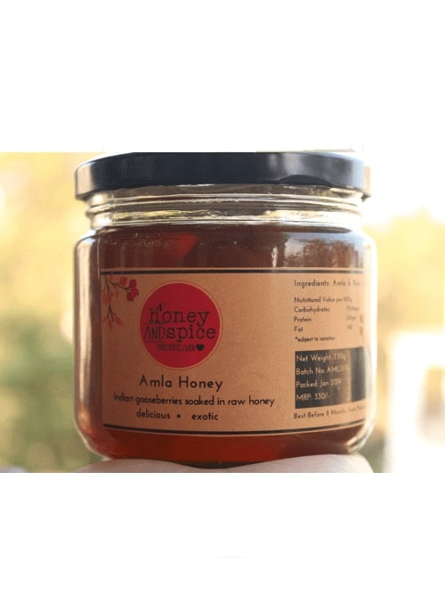 Honey and Spice ™ Amla in Honey