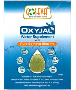 Goseva Oxyjal- Water supplement