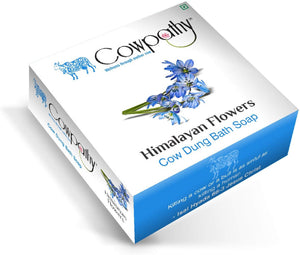 Cowpathy Himalayan Flowers Soap