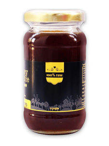Honey and Spice ™ Raw Cliff Honey