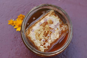 Honey and Spice ™ Honeycomb in Honey