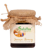 Load image into Gallery viewer, Satattva Jamun Honey