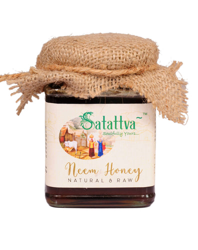 Satattva Neem Honey