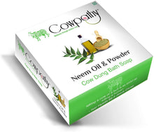 Cowpathy Neem & Powder Soap