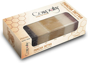 Cowpathy Panchatattva Honey Soap