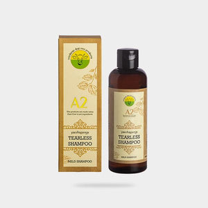 Panchagavya Hair Conditioner and Tearless Shampoo Combo Online