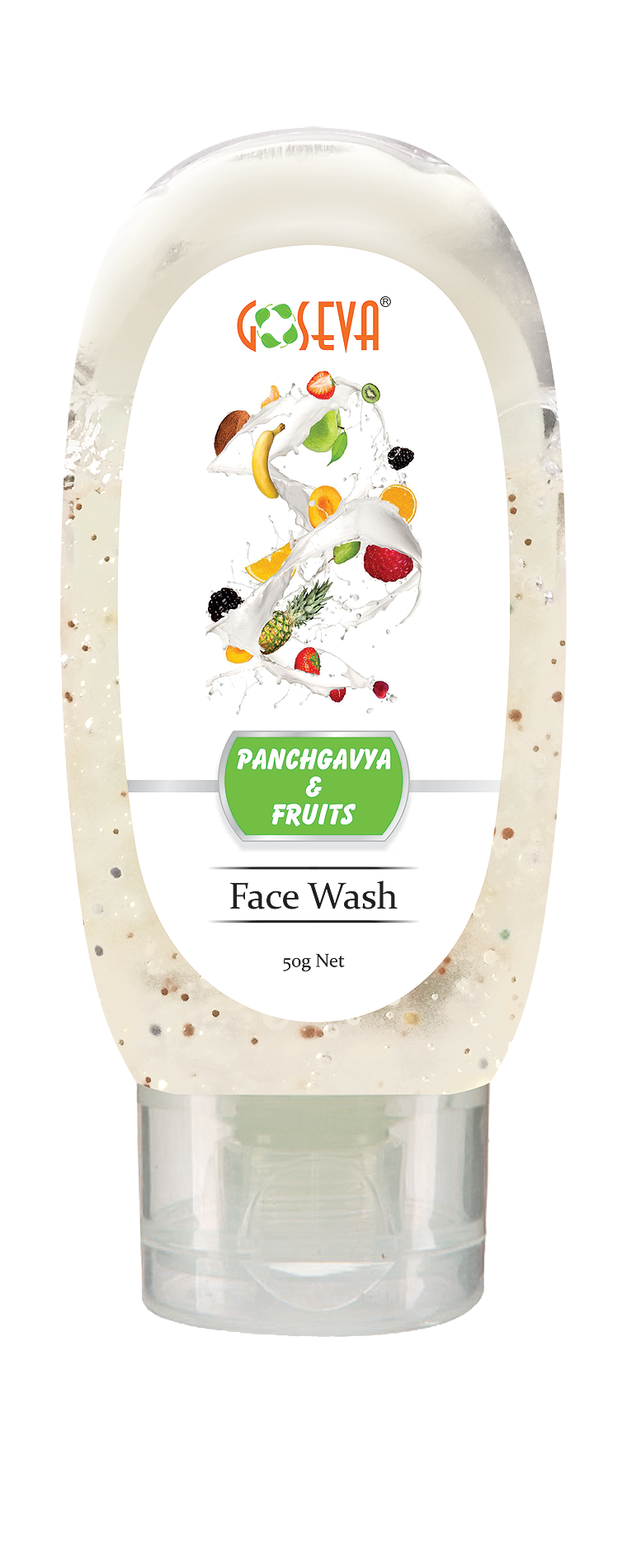 Goseva Mix Fruit Panchagavya Face Wash