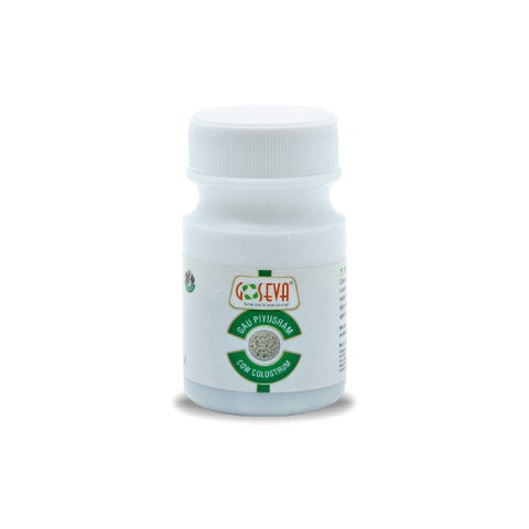 Goseva Gir Cow Colostrum Tablet Gau Piyusham