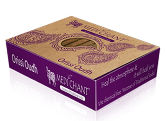Cowpathy Yoga Oudh Dhoop Sticks