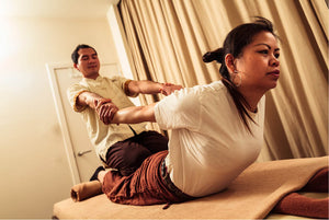 Traditionele Thaise Massage