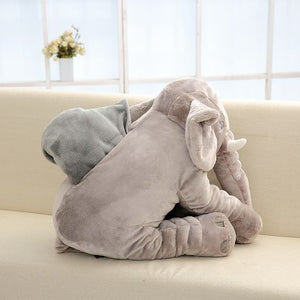 Elof Elephant with Blanket (5 Colors Available)