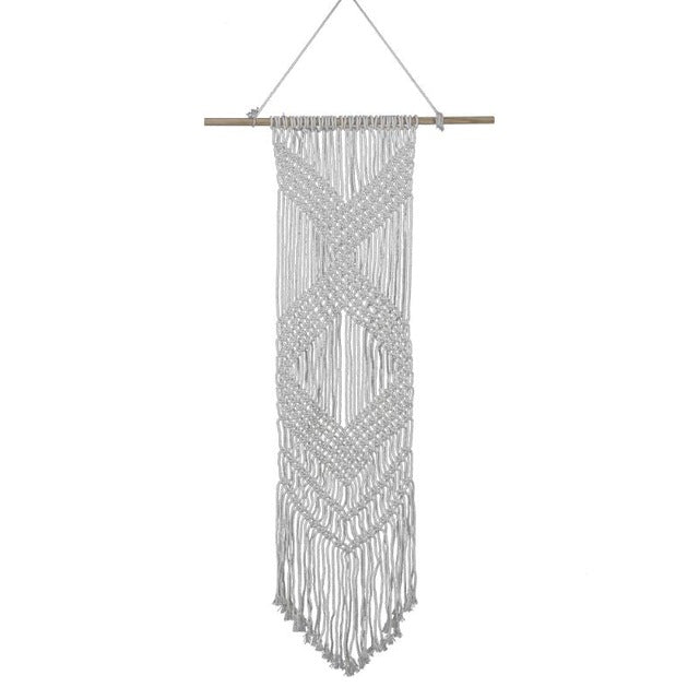 Handmade Macrame Wall Hangings (9 Styles Available)