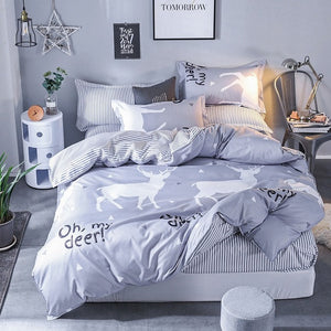 Alba Duvet Cover Sets (6 Styles Available)