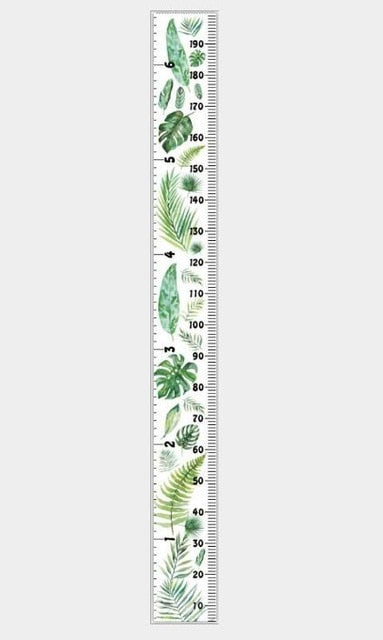 Isaac Growth Chart - Various Designs