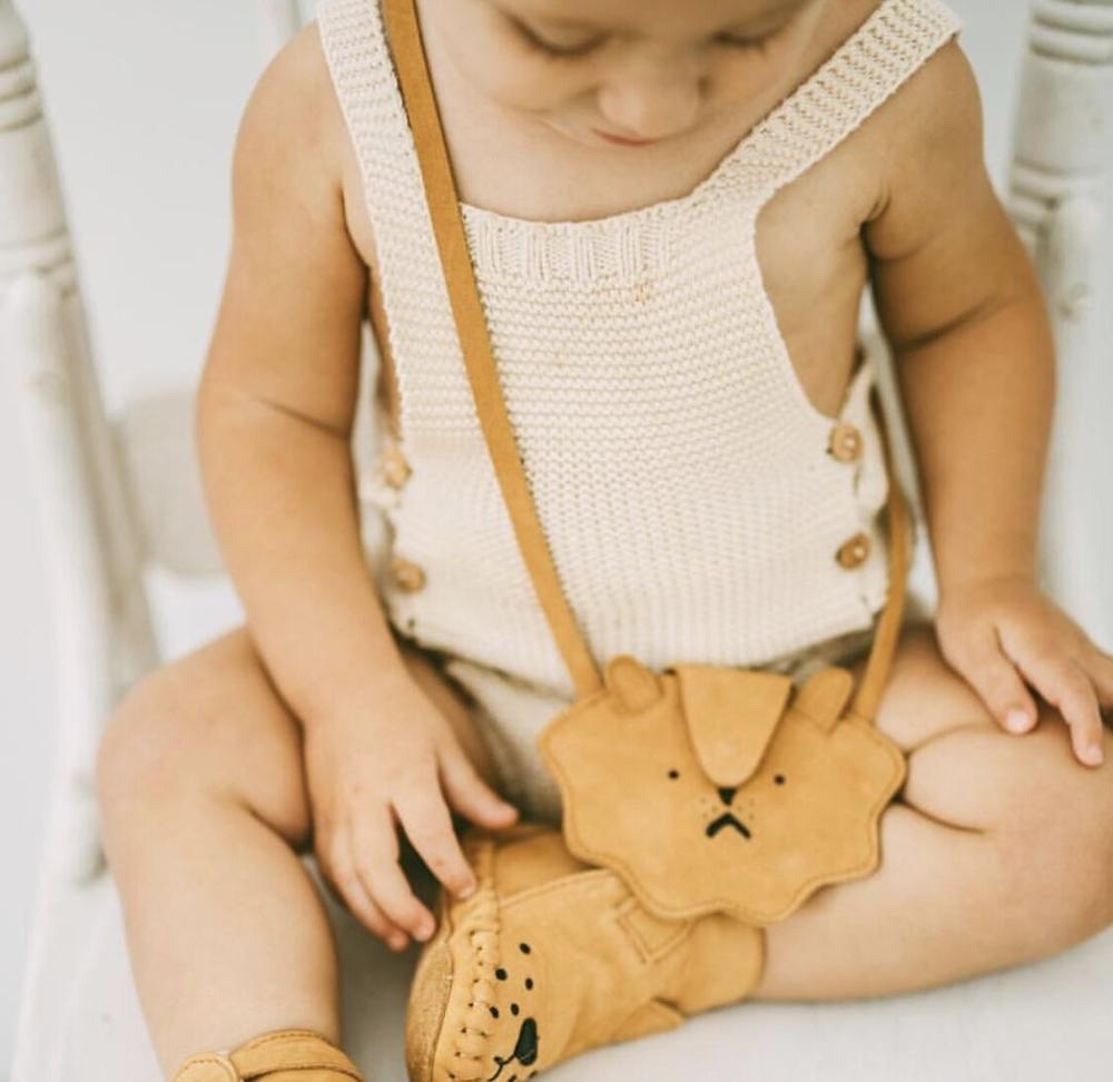 Ada Series Toddler Coin Purse - Deer