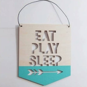 Ashley Decorative Wall Hangings - Teal