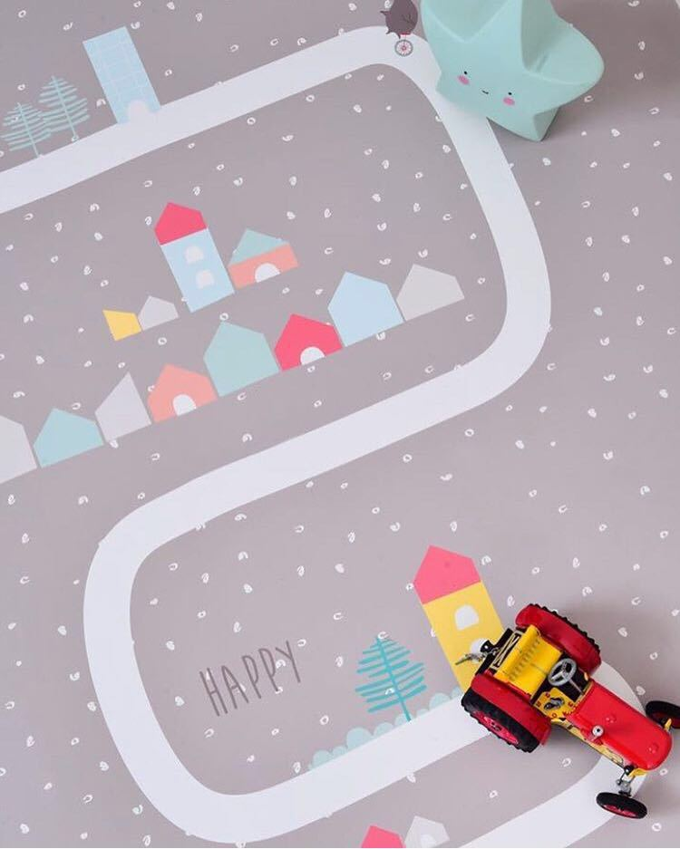 Noah Activity Play Mat